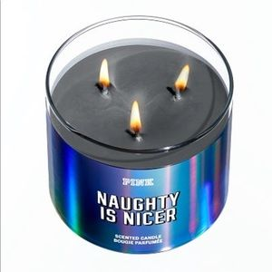 VS Pink Naughty Is Nicer Candle